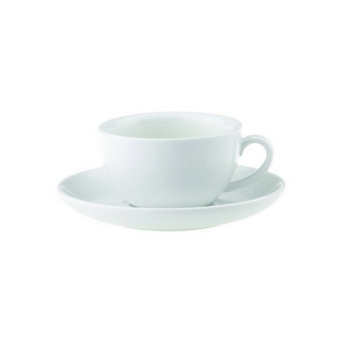 SAUCER FOR COFFEE THICK WALL 160MM ROYAL PORCELAIN