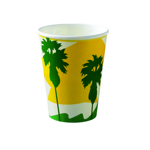 CUP PAPER COLD DRINK DAINTREE 250ML (CT1000)