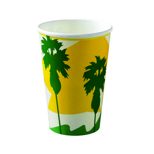 CUP PAPER COLD DRINK DAINTREE 365ML (CT1000)