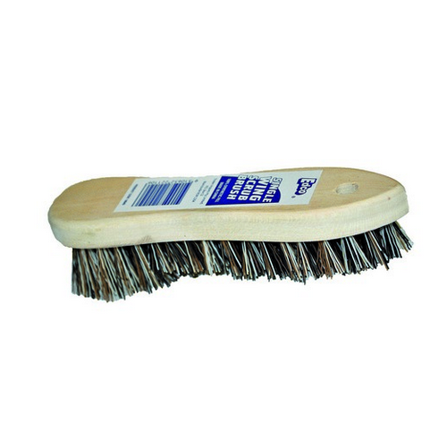 BRUSH SCRUB SINGLE WING 220MM PINNACLE EDCO