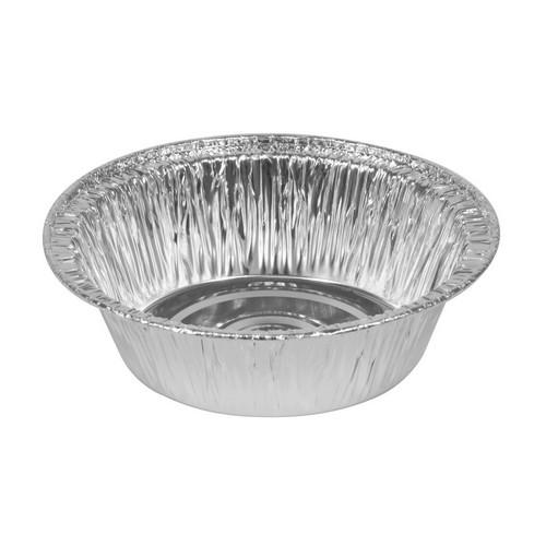 CONTAINER FOIL PIE SMALL 136ML 89X27MM (CT1000)