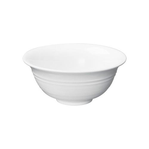 BOWL ROUND RICE FLARED FOOTED 130MM AURA RENE OZORIO