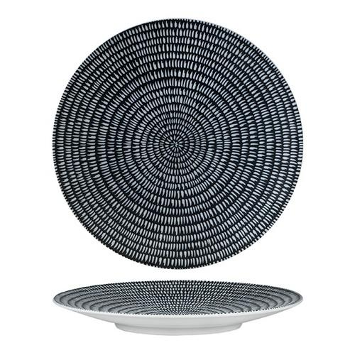PLATE ROUND COUPE 275MM STORM ZEN LUZERNE