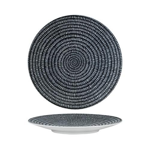 PLATE ROUND COUPE 235MM STORM ZEN LUZERNE