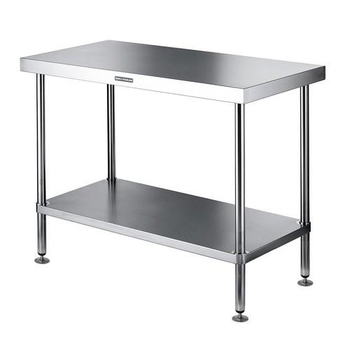 WORK BENCH S/S FLAT TOP 900X600X900MM SIMPLY STAINLESS