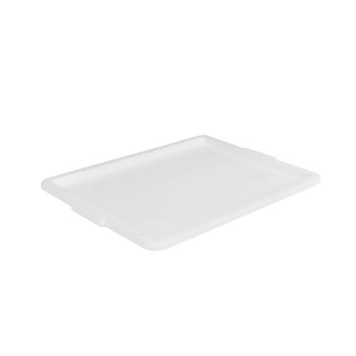 LID FOR MULTISTAKA CRATES 13/22/32L WHITE NALLY