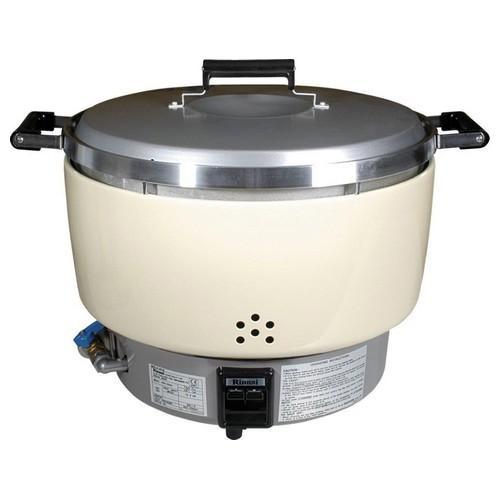 RICE COOKER 10L ALUM BOWL NATURAL GAS 35MJ RINNAI