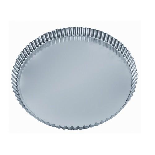 QUICHE PAN TIN ROUND 100MM LOOSE BASE LOYAL