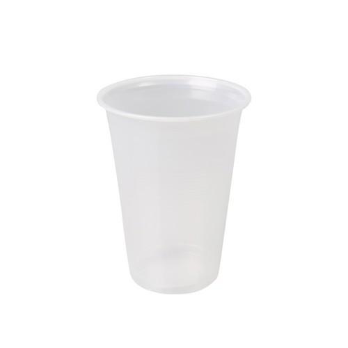 CUP STYRENE CLEAR 200ML (PK50)