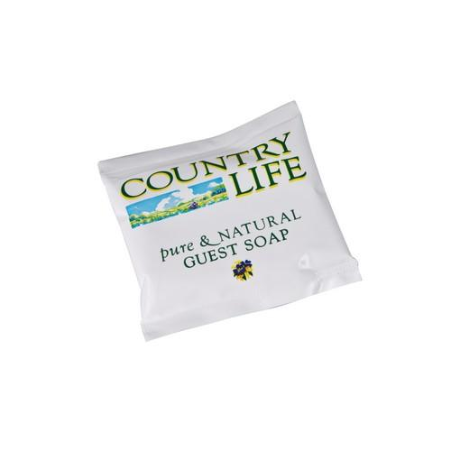 GUEST SOAP WRAPPED 15GM COUNTRY LIFE