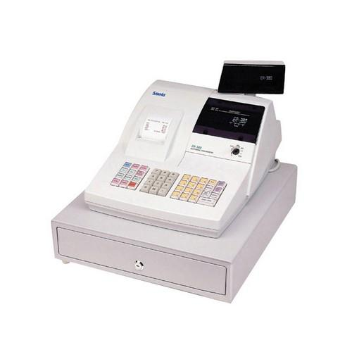 CASH REGISTER ELECTRONIC 16 DEPT COMPACT SAMSUNG