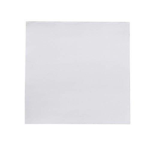 NAPKIN DINNER QUILTED WHITE 400X400MM ULTIMATE (CT1000)