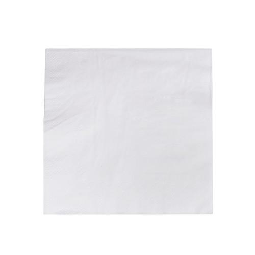 NAPKIN LUNCHEON 2PLY WHITE 320X320MM ULTIMATE (CT2000)