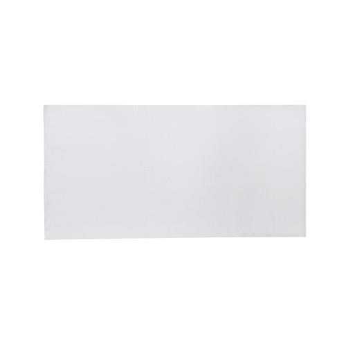 NAPKIN DINNER QUILTED WHITE GT FOLD 400X400MM ULTIMATE (CT1000)