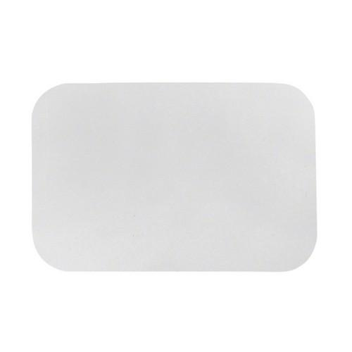 LID FOIL LINED BOARD FOR 550ML FOIL CONTAINER (PK500)