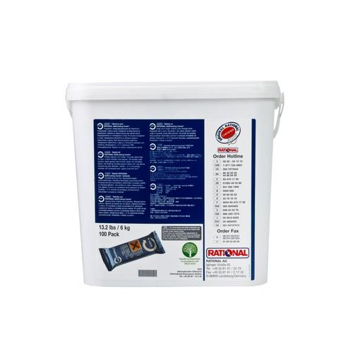 CARE TABLETS FOR RATIONAL COMBI OVEN (100)