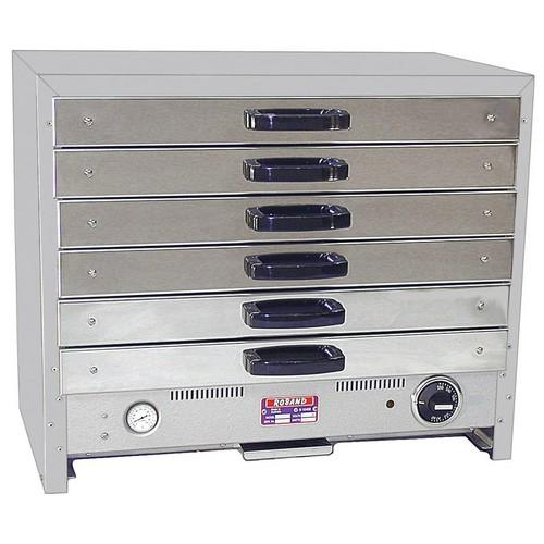 PIE WARMER 6 DRAWER 80 CAPACITY 10AMP ROBAND