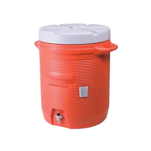 BEVERAGE CONTAINER INSULATED COLD 37.8L ORANGE