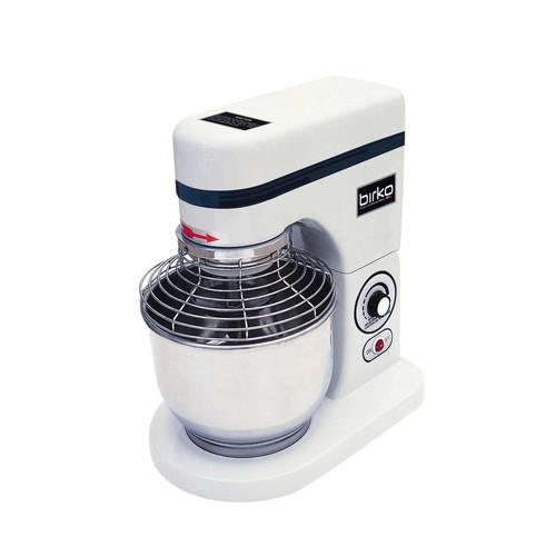 MIXER PLANETARY KITCHEN 7L 325W 10AMP WHITE BIRKO