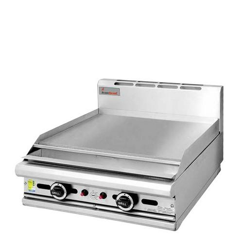 GRIDDLE SMOOTH BENCHTOP 900MM GAS TRUEHEAT