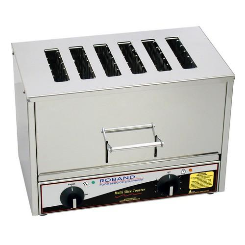 TOASTER VERTICAL 6 SLICE 2800W 15AMP ROBAND