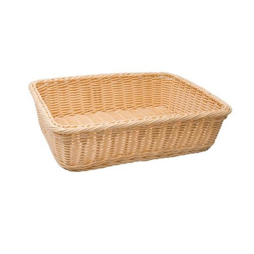 BASKET DISPLAY POLYP RECT 360X270MM H/D