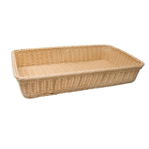 BASKET DISPLAY POLYP RECT 530X320MM H/D