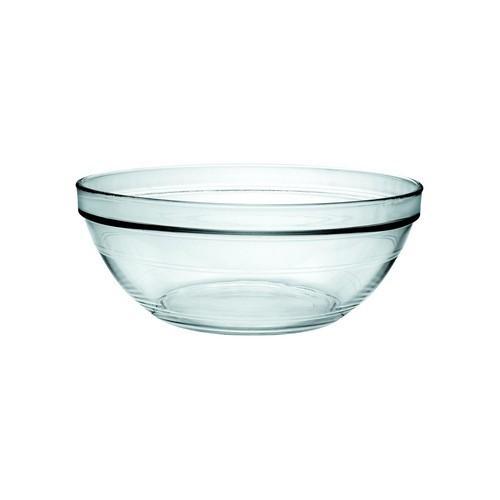 BOWL STACKABLE GLASS 120MM 310ML LYS DURALEX