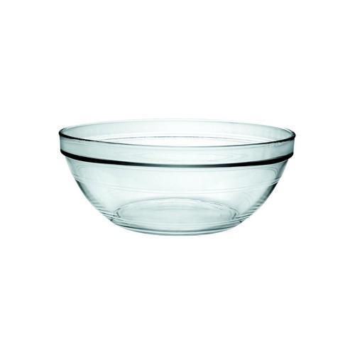 BOWL STACKABLE GLASS 170MM 920ML LYS DURALEX