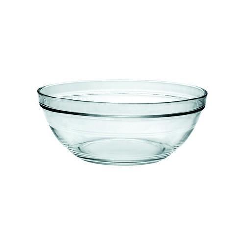 BOWL STACKABLE GLASS 200MM 1.55L LYS DURALEX