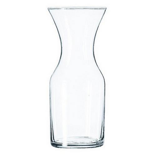 CARAFE / DECANTER GLASS 500ML LIBBEY