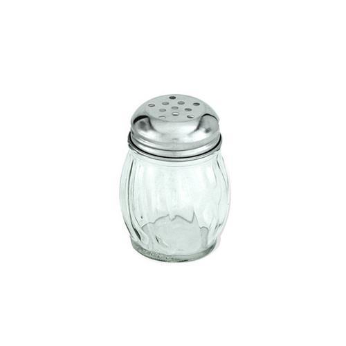 CHEESE SHAKER GLASS 170ML S/S TOP