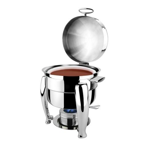 CHAFER INDUCTION S/S ROUND MINI 2.5L IMPERIAL ATHENA
