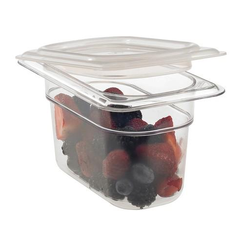 COVER SEAL POLYP 1/6 SIZE FOR FOOD PAN CAMBRO