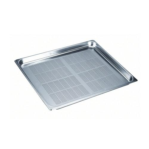 GASTRONORM PAN S/S 2/1 SIZE PERF 65X650X530MM