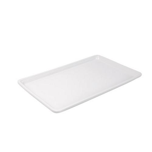 PAN PORCELAIN WHITE 1/1 SIZE 25X325X530MM RYNER