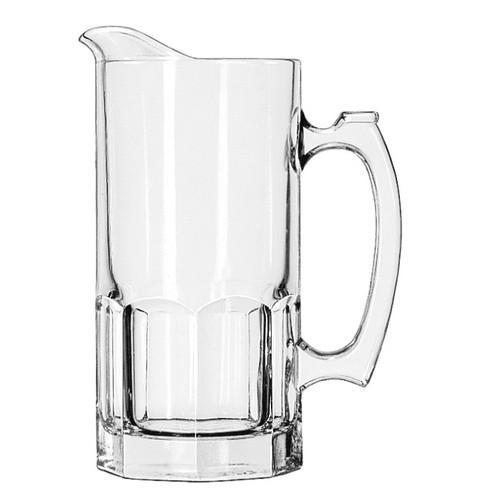 JUG / PITCHER GLASS 1L GIBRALTAR LIBBEY
