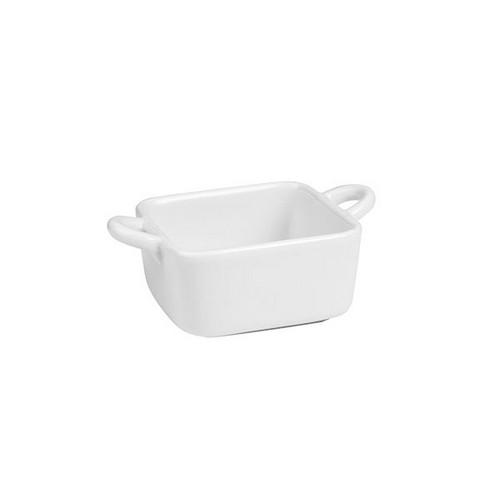 DISHSQUARE MINI W/HANDLES 70X70MM BASICS