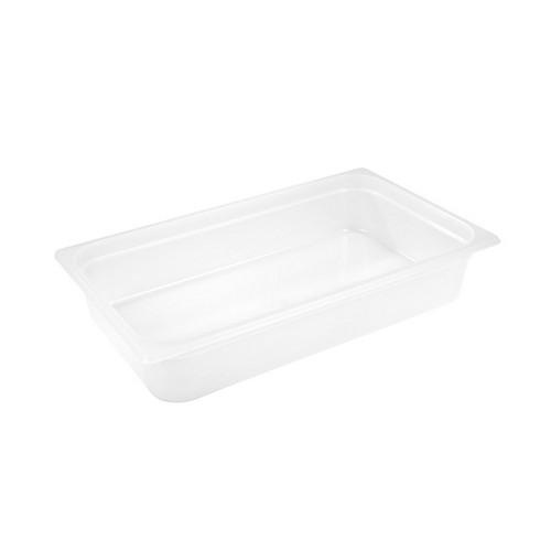 GASTRONORM PAN POLYP 1/1 SIZE 200X325X530MM