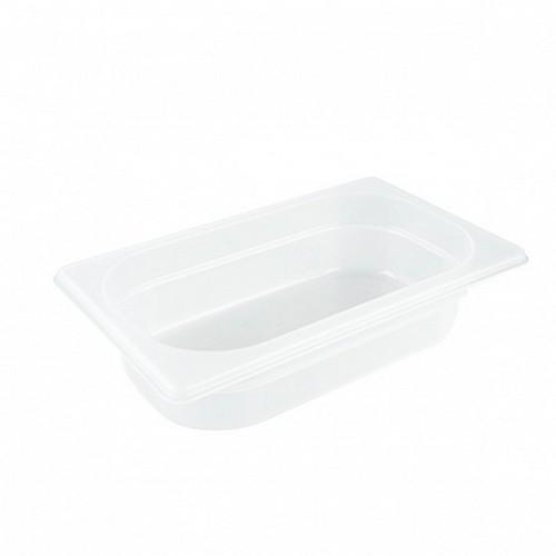 GASTRONORM PAN POLYP 1/3 SIZE 100X176X325MM