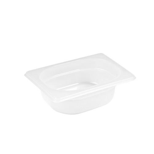 GASTRONORM PAN POLYP 1/9 SIZE 65X108X176MM