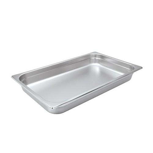 STEAM PAN S/S 1/1 SIZE 25X530X325MM