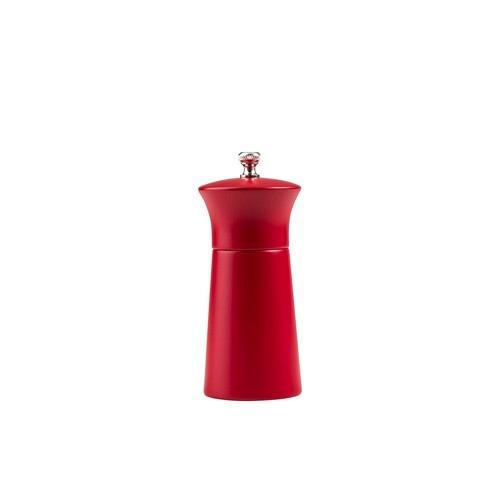 MILL SALT / PEPPER 150MM RED WOOD EVO MODA