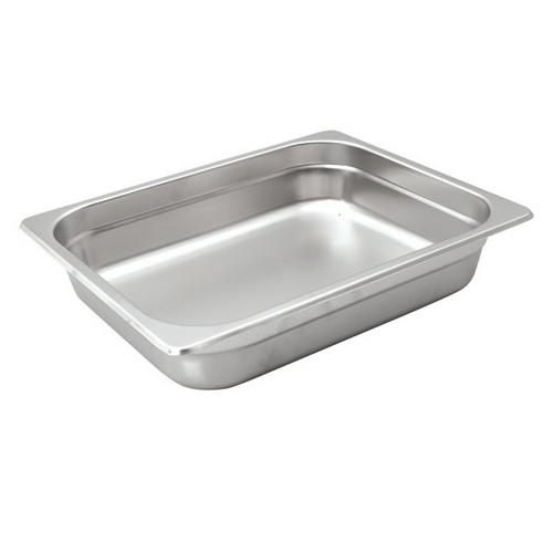 STEAM PAN S/S 1/2 SIZE 25X325X265MM