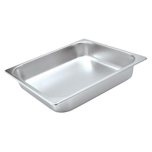 STEAM PAN S/S 2/3 SIZE 100X353X325MM