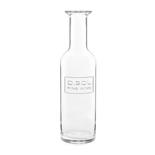 WINE SERVING BOTTLE 500ML OPTIMA LUIGI BORMIOLI