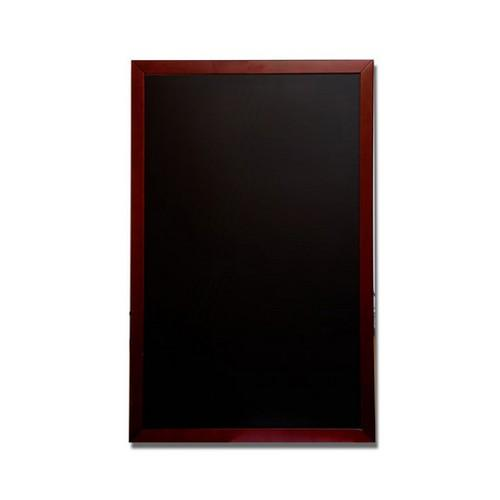 BLACKBOARD MAGNETIC 900X600MM WALL MOUNTED