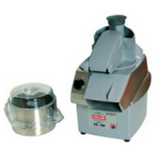 COMBINATION CUTTER 3L S/S BOWL 2 SPD 1000W 10AMP HALLDE
