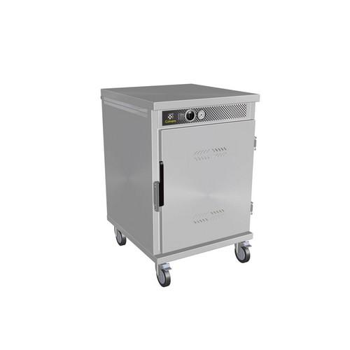 HOT CUPBOARD SINGLE DOOR HALF HEIGHT GN 2/1 1500W CULINAIRE
