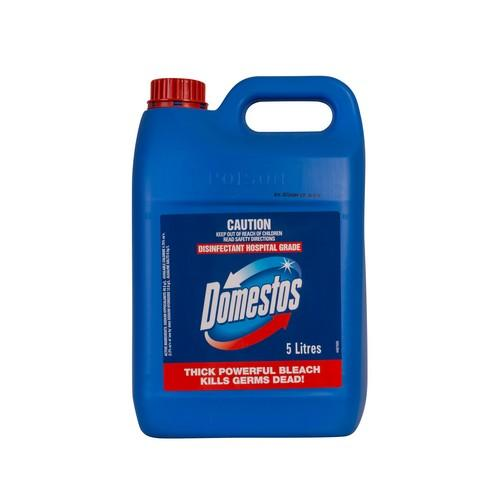 DOMESTOS TOILET CLEANER 5L